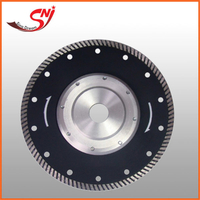 230mm Turbo Flange Hot Pressed Circular Saw Blade
