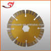 125mmDry Hot Pressed Diamond Segment Saw Blade for Granite