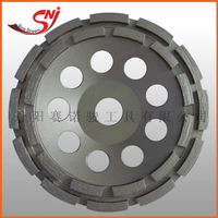 180mm Double Row Cup Wheel