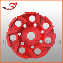 180mm Diamond Irregular Shape Cup Wheel